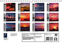 ROMANTIC SUNSETS (Wall Calendar 2019 DIN A4 Landscape) - Produktdetailbild 13