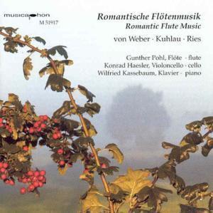 Romantische Flötenmusik, Gunther Pohl
