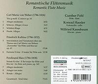 Romantische Flötenmusik - Produktdetailbild 1
