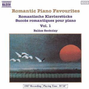 Romantische Klavierstücke Vol. 1, Balazs Szokolay