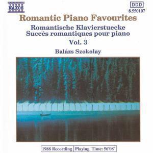 Romantische Klavierstücke Vol. 3, Peter Nagy, Balazs Szokolay