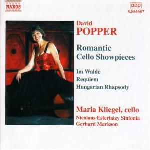 Romantische Stücke für Cello und Orchester, Maria Kliegel, Gerhard Markson