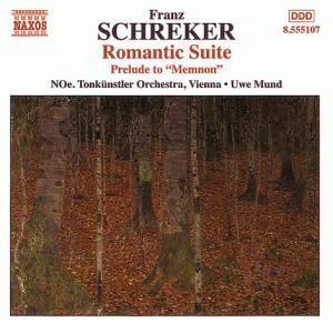 Romantische Suite, Noe.tonkünstler Orchester Wien, Uwe Mund