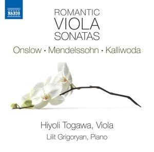 Romantische Violasonaten, Hiyoli Togawa, Lilit Grigoryan