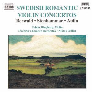 Romantische Violinkonzerte schwedischer Komponisten, Tobias Ringborg, Niklas Willen