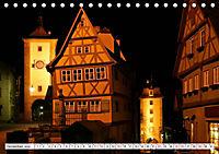 Romantisches Rothenburg ob der Tauber (Tischkalender 2019 DIN A5 quer) - Produktdetailbild 12