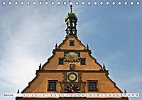 Romantisches Rothenburg ob der Tauber (Tischkalender 2019 DIN A5 quer) - Produktdetailbild 4