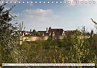 Romantisches Rothenburg ob der Tauber (Tischkalender 2019 DIN A5 quer) - Produktdetailbild 5
