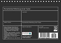 Romantisches Rothenburg ob der Tauber (Tischkalender 2019 DIN A5 quer) - Produktdetailbild 13