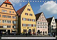 Romantisches Rothenburg ob der Tauber (Tischkalender 2019 DIN A5 quer) - Produktdetailbild 11