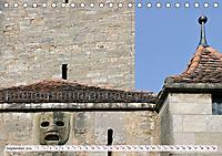 Romantisches Rothenburg ob der Tauber (Tischkalender 2019 DIN A5 quer) - Produktdetailbild 9