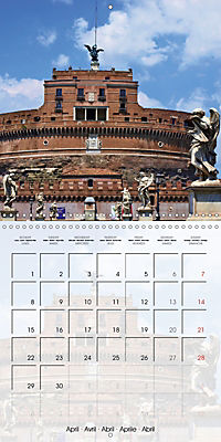 ROME Highlights (Wall Calendar 2019 300 × 300 mm Square) - Produktdetailbild 4