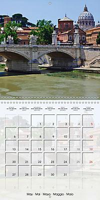 ROME Highlights (Wall Calendar 2019 300 × 300 mm Square) - Produktdetailbild 5
