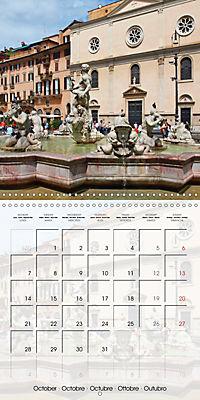 ROME Highlights (Wall Calendar 2019 300 × 300 mm Square) - Produktdetailbild 10