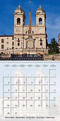 ROME Highlights (Wall Calendar 2019 300 × 300 mm Square) - Produktdetailbild 12
