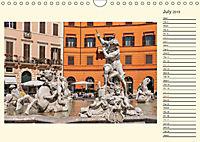 Rome Italy / UK-Version / Birthday Calendar (Wall Calendar 2019 DIN A4 Landscape) - Produktdetailbild 7