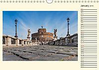 Rome Italy / UK-Version / Birthday Calendar (Wall Calendar 2019 DIN A4 Landscape) - Produktdetailbild 1