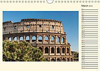 Rome Italy / UK-Version / Birthday Calendar (Wall Calendar 2019 DIN A4 Landscape) - Produktdetailbild 3