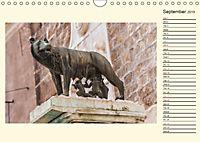 Rome Italy / UK-Version / Birthday Calendar (Wall Calendar 2019 DIN A4 Landscape) - Produktdetailbild 9