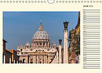 Rome Italy / UK-Version / Birthday Calendar (Wall Calendar 2019 DIN A4 Landscape) - Produktdetailbild 6