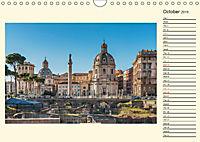 Rome Italy / UK-Version / Birthday Calendar (Wall Calendar 2019 DIN A4 Landscape) - Produktdetailbild 10
