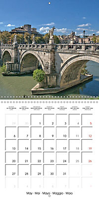 Rome The Eternal City (Wall Calendar 2019 300 × 300 mm Square) - Produktdetailbild 5