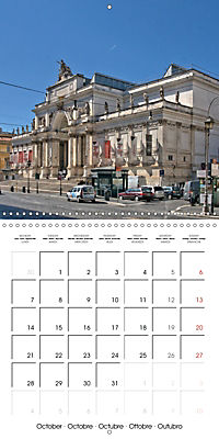 Rome The Eternal City (Wall Calendar 2019 300 × 300 mm Square) - Produktdetailbild 10