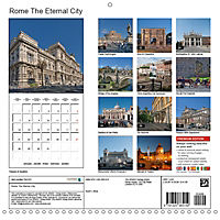 Rome The Eternal City (Wall Calendar 2019 300 × 300 mm Square) - Produktdetailbild 13