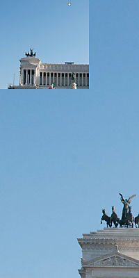 Rome The Eternal City (Wall Calendar 2019 300 × 300 mm Square) - Produktdetailbild 11