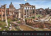 Rome (Wall Calendar 2019 DIN A3 Landscape) - Produktdetailbild 4