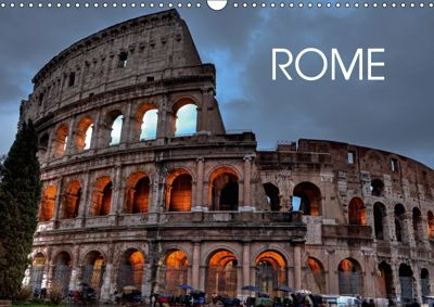 Rome (Wall Calendar 2019 DIN A3 Landscape), Joana Kruse