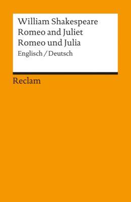 Romeo and Juliet / Romeo und Julia, William Shakespeare