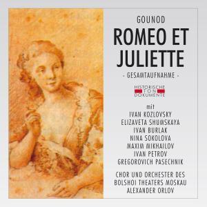 Romeo Et Juliette, Chor & Orch.D.Bolshoi Theaters Moskau