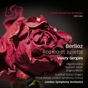 Romeo Et Juliette, Borodina, Halsey, Gergiev, London Symph.Chorus