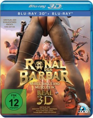 Ronal der Barbar - 3D-Version, Diverse Interpreten
