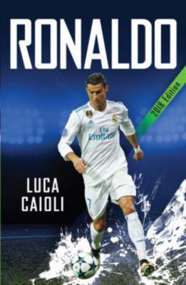 Ronaldo - 2018 Edition, Luca Caioli