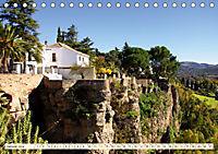 Ronda - Eine Stadt in Andalusien (Tischkalender 2019 DIN A5 quer) - Produktdetailbild 1