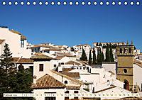 Ronda - Eine Stadt in Andalusien (Tischkalender 2019 DIN A5 quer) - Produktdetailbild 2