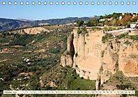 Ronda - Eine Stadt in Andalusien (Tischkalender 2019 DIN A5 quer) - Produktdetailbild 10