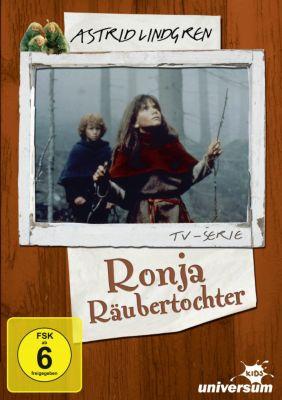 Ronja Räubertochter - TV-Serie, Astrid Lindgren