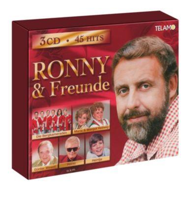 Ronny & Freunde, Various