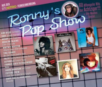 Ronny's Popshow - Best Of (3 CDs), Diverse Interpreten
