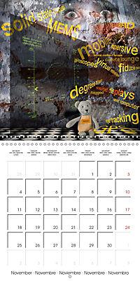 Rooms Surreal Impressions (Wall Calendar 2019 300 × 300 mm Square) - Produktdetailbild 11