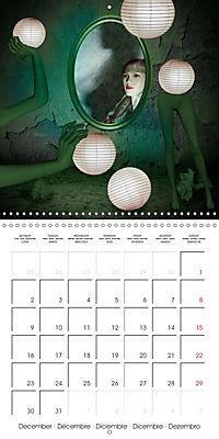 Rooms Surreal Impressions (Wall Calendar 2019 300 × 300 mm Square) - Produktdetailbild 12