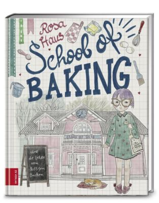 Rosa Haus - School of baking, Andrea Stolzenberger