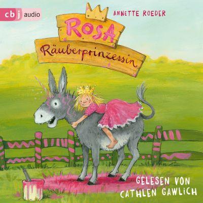 Rosa Räuberprinzessin, Annette Roeder