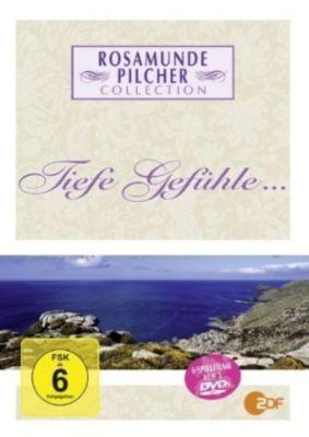 Rosamunde Pilcher Collection 5 - Tiefe Gefühle..., Barbara Engelke, Axel Plogstedt, Gabriele Kister, Astrid Meyer-Gossler, Marlies Ewald