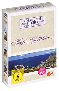 Rosamunde Pilcher Collection 5 - Tiefe Gefühle... - Produktdetailbild 1