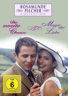Rosamunde Pilcher: Die zweite Chance / Magie der Liebe, Rosamunde Pilcher