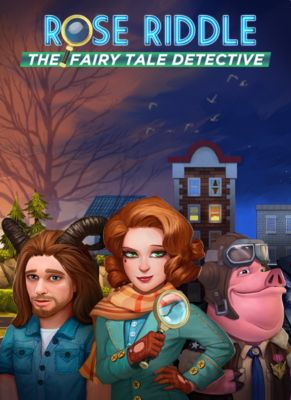Rose Riddle: The Fairy Tale Detective - SE